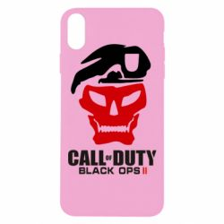Чехол для iPhone Xs Max Call of Duty Black Ops 2