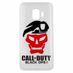 Чехол для Samsung J2 Core Call of Duty Black Ops 2