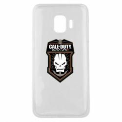 Чохол для Samsung J2 Core Call of Duty Black Ops 2