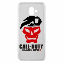 Чехол для Samsung J6 Plus 2018 Call of Duty Black Ops 2