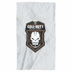 Рушник Call of Duty Black Ops 2