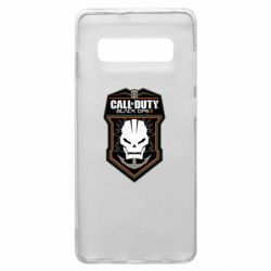 Чохол для Samsung S10+ Call of Duty Black Ops 2