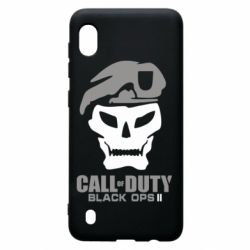 Чехол для Samsung A10 Call of Duty Black Ops 2