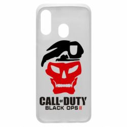 Чехол для Samsung A40 Call of Duty Black Ops 2