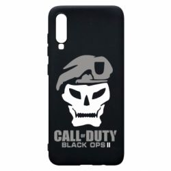 Чехол для Samsung A70 Call of Duty Black Ops 2