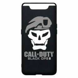 Чехол для Samsung A80 Call of Duty Black Ops 2