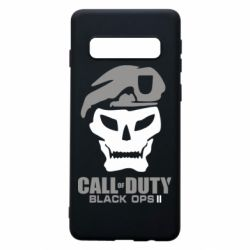 Чехол для Samsung S10 Call of Duty Black Ops 2