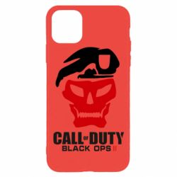 Чехол для iPhone 11 Pro Call of Duty Black Ops 2