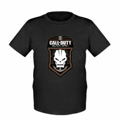 Дитяча футболка Call of Duty Black Ops 2