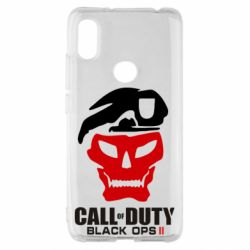 Чехол для Xiaomi Redmi S2 Call of Duty Black Ops 2