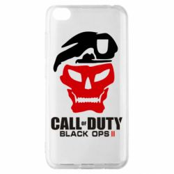 Чехол для Xiaomi Redmi Go Call of Duty Black Ops 2