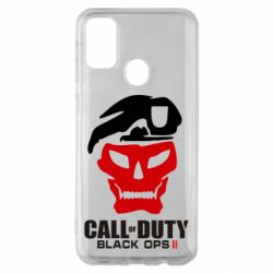 Чехол для Samsung M30s Call of Duty Black Ops 2