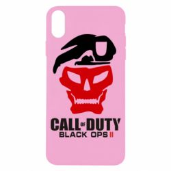 Чехол для iPhone X/Xs Call of Duty Black Ops 2