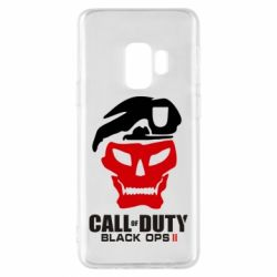 Чехол для Samsung S9 Call of Duty Black Ops 2