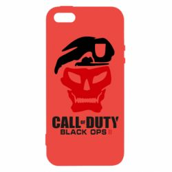 Чехол для iPhone5/5S/SE Call of Duty Black Ops 2