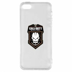 Чохол для iphone 5/5S/SE Call of Duty Black Ops 2