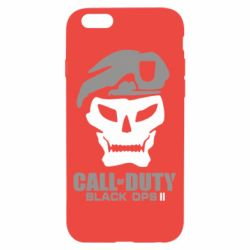 Чехол для iPhone 6/6S Call of Duty Black Ops 2