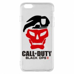 Чехол для iPhone 6 Plus/6S Plus Call of Duty Black Ops 2