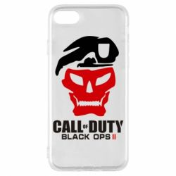 Чехол для iPhone 8 Call of Duty Black Ops 2
