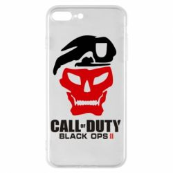 Чехол для iPhone 8 Plus Call of Duty Black Ops 2