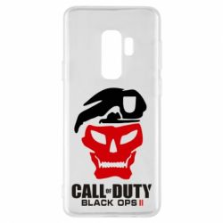 Чехол для Samsung S9+ Call of Duty Black Ops 2