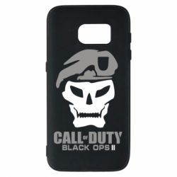Чехол для Samsung S7 Call of Duty Black Ops 2