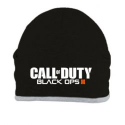 Шапка Call of Duty Black Ops 3