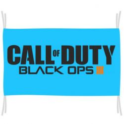 Прапор Call of Duty Black Ops 3