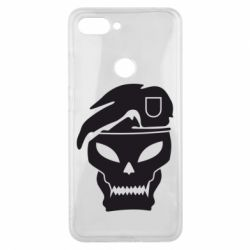 Чохол для Xiaomi Mi8 Lite Call of Duty Black Ops logo