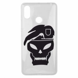 Чохол для Xiaomi Mi Max 3 Call of Duty Black Ops logo