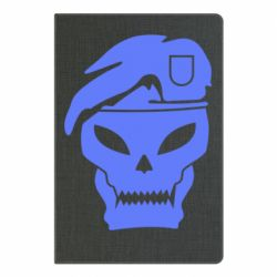 Блокнот А5 Call of Duty Black Ops logo