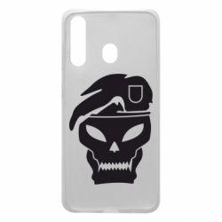Чехол для Samsung A60 Call of Duty Black Ops logo
