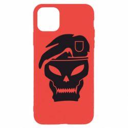 Чехол для iPhone 11 Pro Call of Duty Black Ops logo