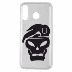 Чехол для Samsung M30 Call of Duty Black Ops logo
