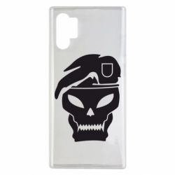 Чохол для Samsung Note 10 Plus Call of Duty Black Ops logo