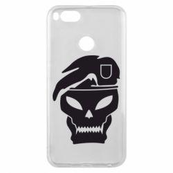 Чехол для Xiaomi Mi A1 Call of Duty Black Ops logo