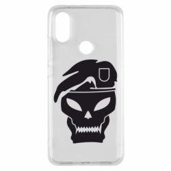 Чехол для Xiaomi Mi A2 Call of Duty Black Ops logo