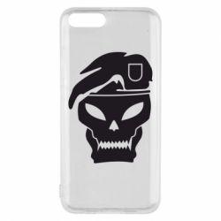 Чехол для Xiaomi Mi6 Call of Duty Black Ops logo