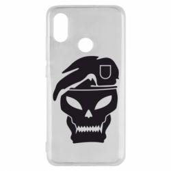 Чохол для Xiaomi Mi8 Call of Duty Black Ops logo