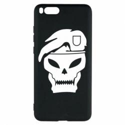 Чохол для Xiaomi Mi Note 3 Call of Duty Black Ops logo