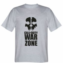 Чоловіча футболка Call of duty Ghost face