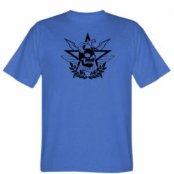 Мужская футболка Call of Duty cranium