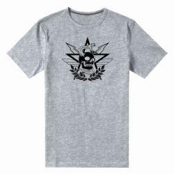 Мужская стрейчевая футболка Call of Duty cranium