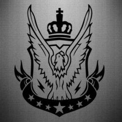 Наклейка Call of Duty eagle