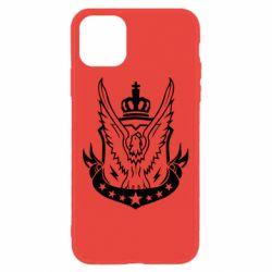Чехол для iPhone 11 Call of Duty eagle