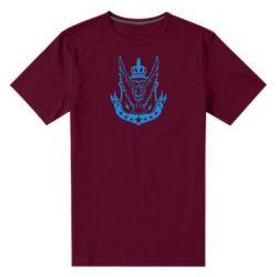 Мужская стрейчевая футболка Call of Duty eagle