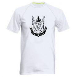 Мужская спортивная футболка Call of Duty eagle