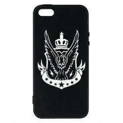 Чехол для iPhone5/5S/SE Call of Duty eagle