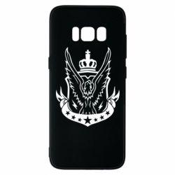 Чехол для Samsung S8 Call of Duty eagle