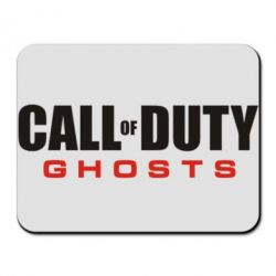 Коврик для мыши Call of Duty Ghosts Logo - FatLine